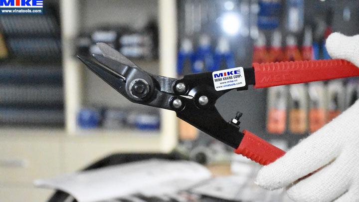 Kéo cắt dây đai thép 240mm, 9 inch MCC SC - 0200