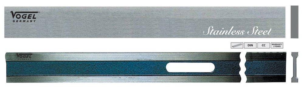 Thước cầu 5000mm INOX - Straight EDGE Stainless steel