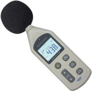 Máy đo độ ồn, cường độ âm thanh