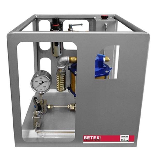 bơm thủy lực siêu cao áp BETEX