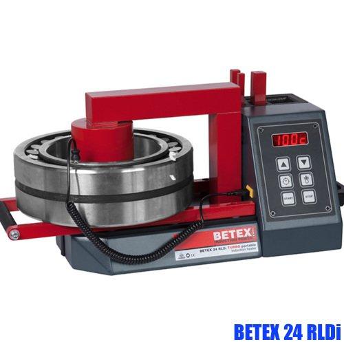 Máy gia nhiệt vòng bi BETEX 24 RLDi TURBO, max OD 380mm, 3.6kW.