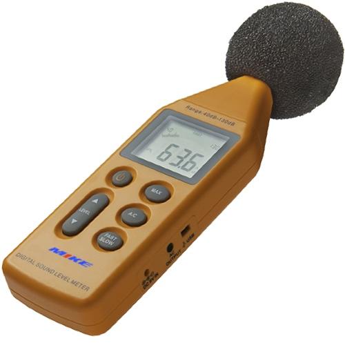Máy đo độ ồn cầm tay BETEX 1500. Sound Level Meter. Độ độ ồn động cơ.