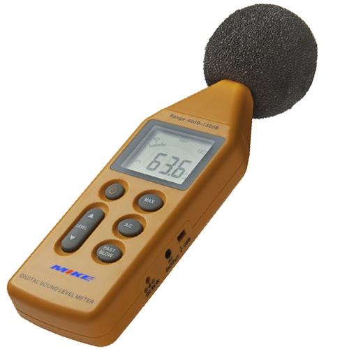 Máy đo độ ồn BETEX 1510 từ 40-130 dB. DECIBEL METERS - SOUND METER.
