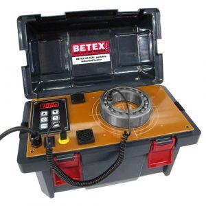 Máy gia nhiệt vòng bi BETEX 24 XLDi, max OD 180mm, 1200W.