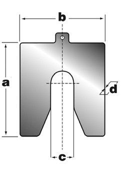 Bộ shim inox 320pcs CD20/10. Độ dày từ 0.05 - 3.0mm