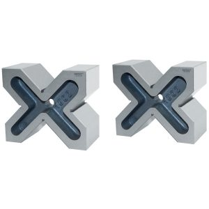 Khối chuẩn V-Block 90x200x170mm Grade 3, đường kính phôi Ø12-180mm.