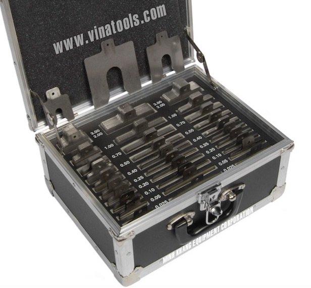 Bộ shim chuẩn cân chỉnh đồng trục thiết bị quay.