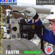 Bộ cân chỉnh đồng trục mặt bích bằng cơ khí FA4TMSTD