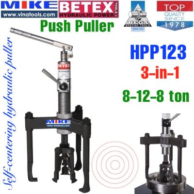 Cảo thủy lực 3 trong 1 - HPP 123