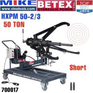 Cảo thủy lực di động BETEX HXPM 50 - Short