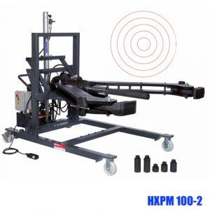 Cảo thủy lực di động BETEX HXPM 100 - 2 arm. Mobile hydraulic Puller 100 ton. BETEX Hydraulic. Giao hàng toàn quốc. Bảo hành 12 tháng. CO&CQ đầy đủ.