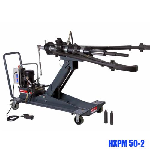 Cảo thủy lực di động BETEX HXPM 50 - 2 arm. Mobile hydraulic Puller 50 ton.