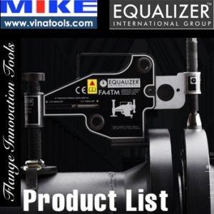 Danh mục sản phẩm của Equalizer International UK