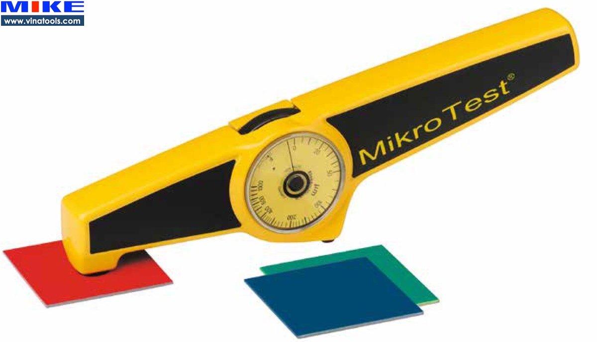 Đo độ dày lớp phủ MikroTest 6 Ni100