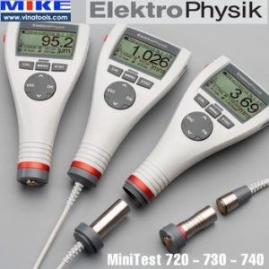 Đo độ dày lớp phủ MiniTest 700 Series