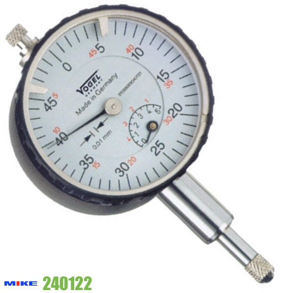 Đồng hồ so cơ khí 0 - 5mm, ±0.01mm, dùng để hiệu chuẩn, chống sock