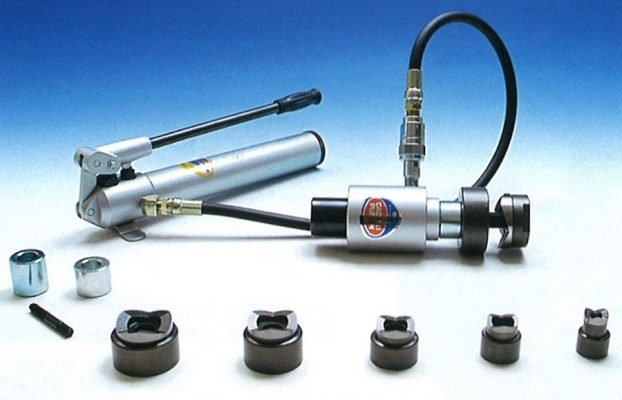 hydraulic knockout punch SKP series - MCC Japan