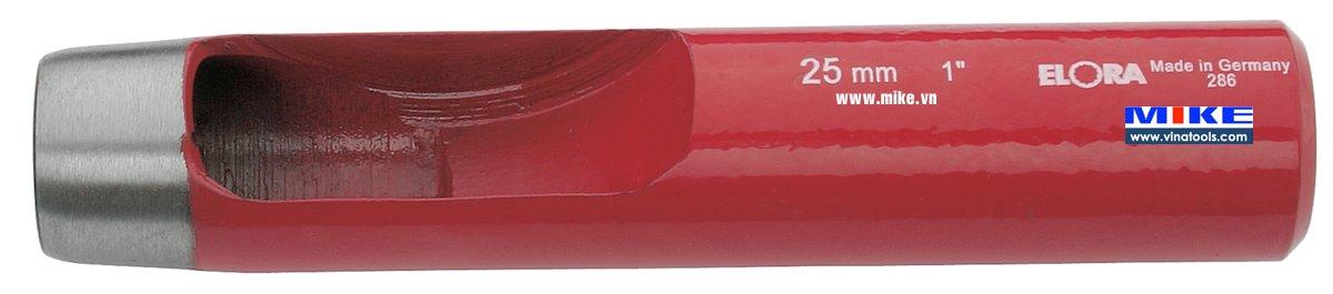 Đục dây đai đục lỗ 23mm, belt punch 23mm - ELORA 286-23