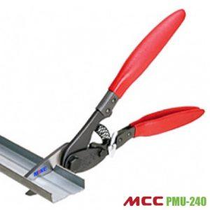 Kéo cắt tôn 9 inch, kéo cắt thép tấm 240mm. MCC Nhật Bản. PMU-240