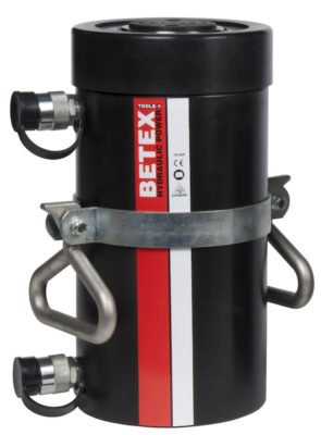 Kích thủy lực 10 tấn BETEX NDAC1012, 2 chiều, hành trình 301mm