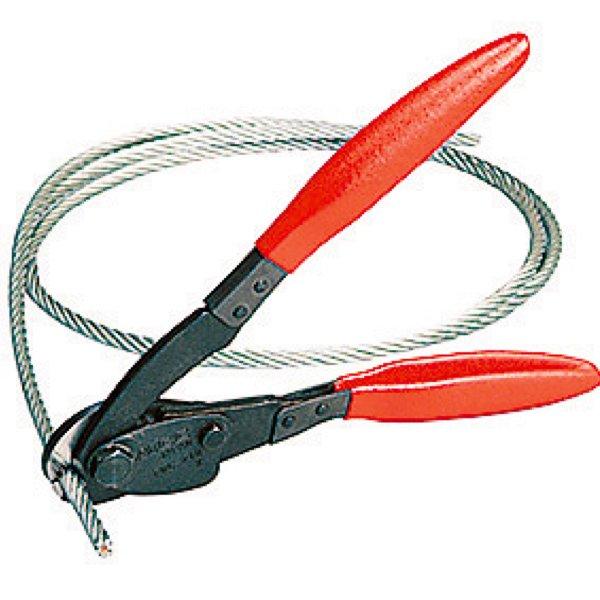 Kìm cắt cáp xoắn 210mm PWC-210, MCC Japan. Kềm cắt dây cáp dài 8 inch.