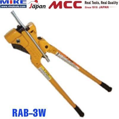 Kim cong luc cat sat ren MCC - RAB-3W