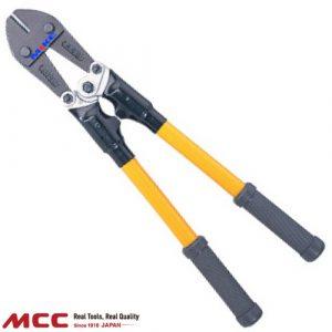 Kìm cắt cộng lực 18 inch ZBC-450, cán cách điện 7000V. MCC - Japan.