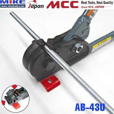 Kim cong luc cat sat ren MCC - AB-43U