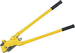 Kìm cộng lực cắt sắt ren hệ mét M10, kìm tự động, Ratchet Threaded Rod Cutter