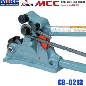 Kim cong luc cat - uon sat MCC - CB-0213