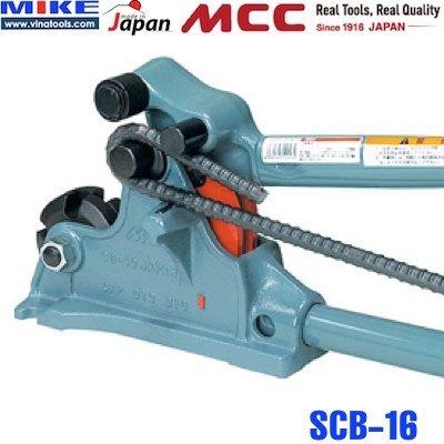 kềm cộng lực cắt và uốn sắt SCB-16