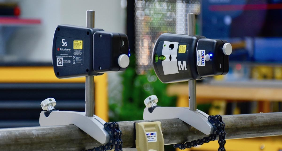Laser KIT máy cân chỉnh đồng tâm trục
