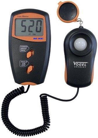 Máy đo cường độ sáng cầm tay, luxmeter. Lux kế cầm tay. Vogel Germany