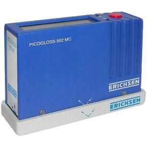 Máy đo độ bóng PicoGloss 562MC, thang đo 0 – 1000 GU ở góc nghiêng 60o, 0 – 2000 GU ở góc nghiêng 20o. ElektroPhysik Germany.Đo bề mặt sơn phủ cầm tay. Tự động chuyển tầm đo, thang đo.
