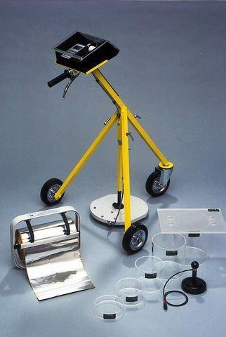Máy đo độ dày lớp nhựa đường StratoTest 4100. Độ dày lớp phủ epoxy