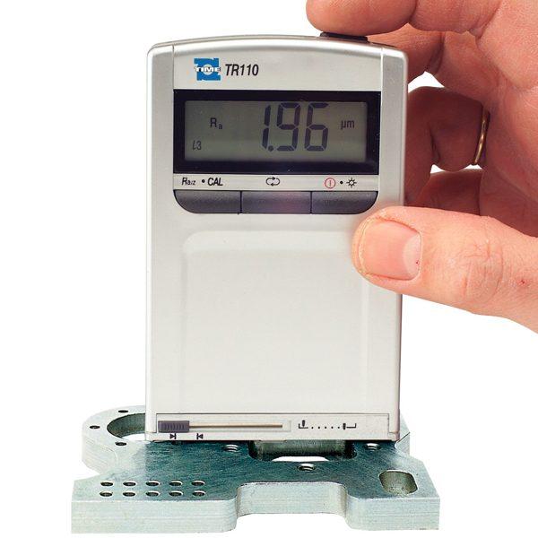 Máy đo độ nhám cầm tay TR110, Roughness Tester TR110.