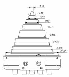 máy gia nhiệt hình tháp BETEX