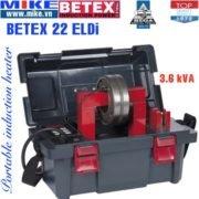 Máy gia nhiệt vòng bi Betex 22 ELDi