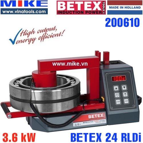 Máy gia nhiệt vòng bi di động BETEX 24 RLDi TURBO
