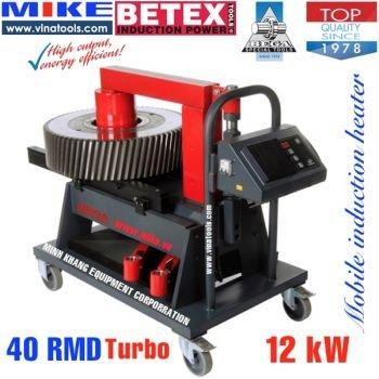 Máy gia nhiệt vòng bi Betex 40 RMD TURBO
