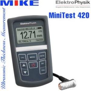 Máy đo độ dày vật liệu MiniTest 420