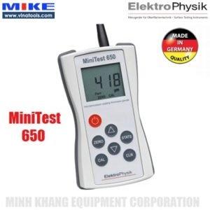 Máy đo bề dày lớp phủ MiniTest 650