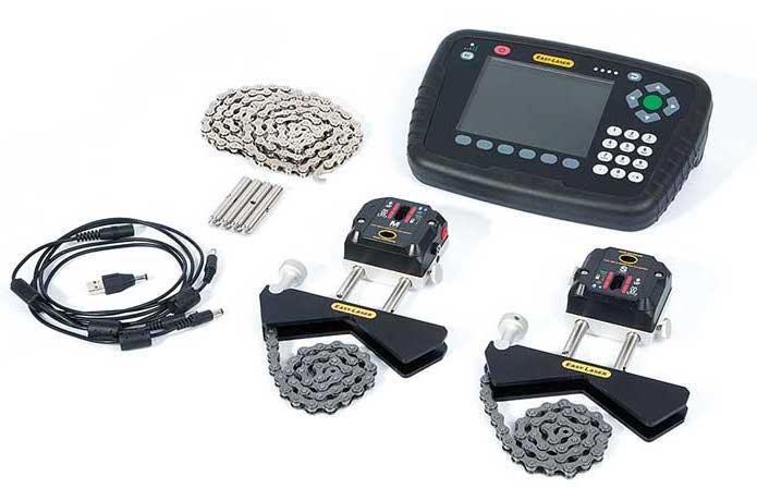 E420 máy cân chỉnh đồng trục bằng laser