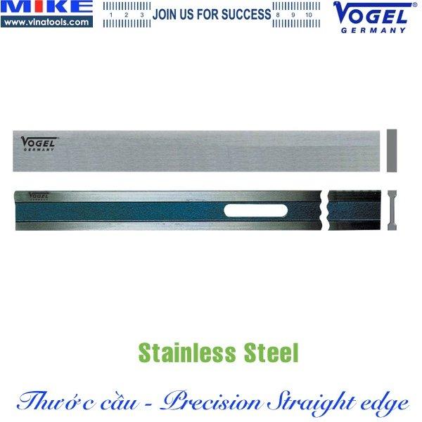 Thước cầu INOX Straight EDGE Stainless steel