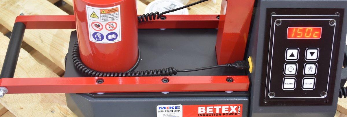 Máy gia nhiệt vòng bi xách tay, BETEX Induction Heater.