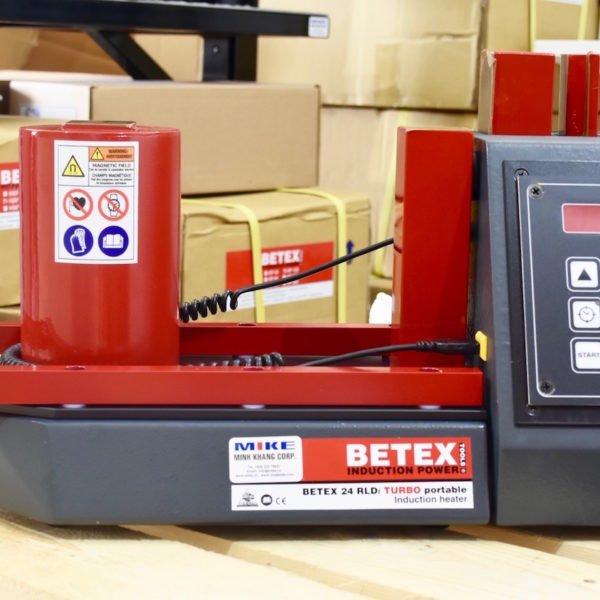 Máy gia nhiệt vòng bi BETEX 24 RLDi