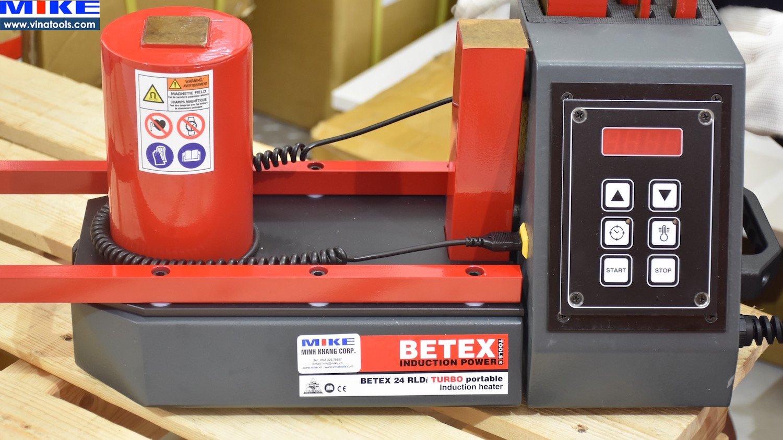 Máy gia nhiệt vòng bi BETEX - Holland. BETEX Induction Power. Bering Heater