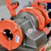 Máy tiện ren ống MCC500 Japan 19