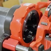 Máy tiện ren ống MCC500 Japan 23