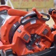 Máy tiện ren ống MCC500 Japan 10